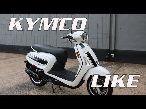 2020 Kymco Like 50i in Enfield, Connecticut - Video 1