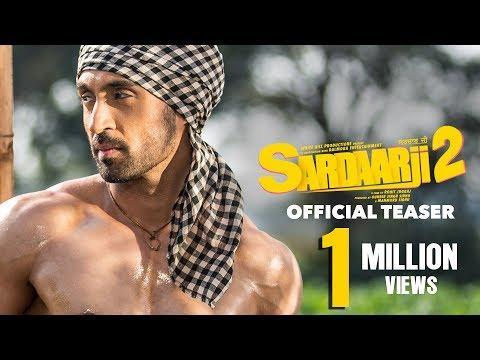 Sardaarji 2 Teaser  Diljit Dosanjh