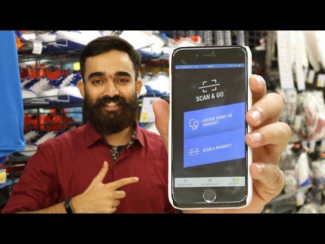 Is Decathlon's Scan & Go App India's Answer to Amazon Go