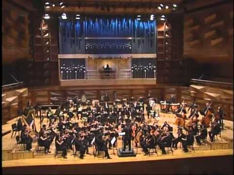 This is one of my best composition for full orchestra. My mission as a musician is not only play the violin.