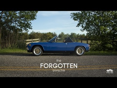 This Porsche 914-6 Is Forgotten Only by Those Who Don't Know