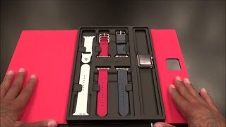 MonoChest Apple Watch Case and Apple Watch Bands