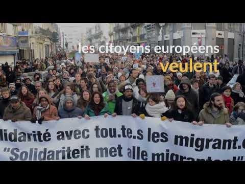 Europe accueillante / Welcoming Europe