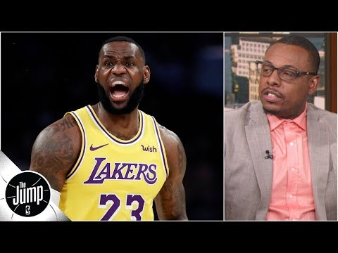 a2f72b8248c8 The Lakers should shut LeBron down for the rest of the season - Paul Pierce