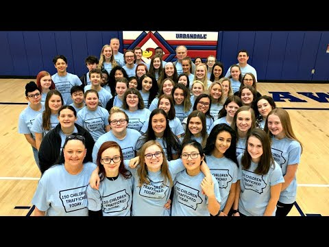 "Urbandale High School ""Hope In Action"" Students Aim To End Human Trafficking"