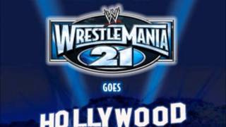 WWE Wrestlemania 21 Theme Song. Behind Those Eyes By 3 Doors