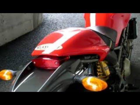 DUCATI Monster S4 with MOTO CORSE Ti FULL EX