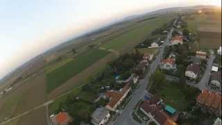 preview picture of video 'Seyring Postgasse Rundflug August 2012'