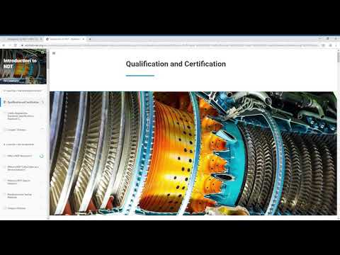 Introduction to NDT - ASNT's new online tutorial companion - YouTube