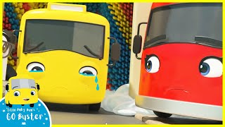 Super Friends Save buster! | Go Buster | Baby Cartoons | Kids Videos | ABCs and 123s