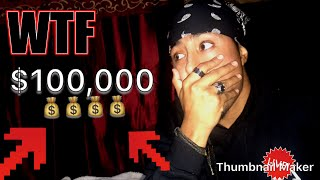 REACTION TO FORTNITE DONATIONS 😱