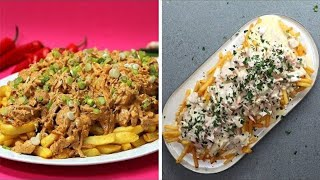 7 Monster Loaded Fries Recipes You Need To Try