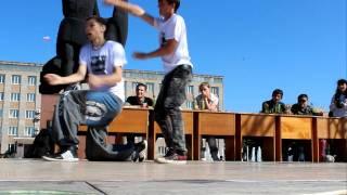 «DANCE OCEAN - STREET DANCE» Уссурийск battle hip-hop 2x2