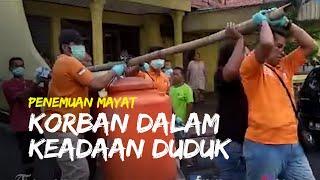 Kronologi Penemuan Mayat Perempuan di Tandon Air di Semarang, Sempat Dikira Bau Bangkai Tikus