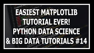 [Hindi] Python Matplotlib Tutorial - Python Data Science and Big Data Tutorials