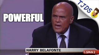 As Dems Self Destruct, Harry Belafonte