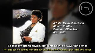 Letra Traducida Billie Jean De Michael Jackson