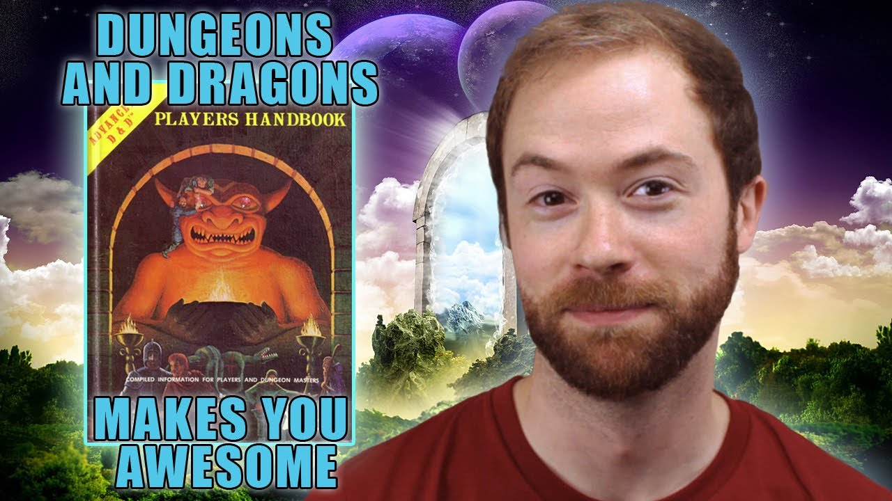 Watch This Explanation Of Why Playing D&D Makes You Better At Life