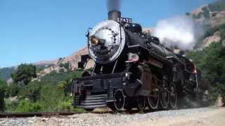 Southern Pacific #2472 Run By