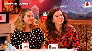 """Vodafone Yu: """"Paula Usero y Carol Rovira nos enamoran para siempre"""""""