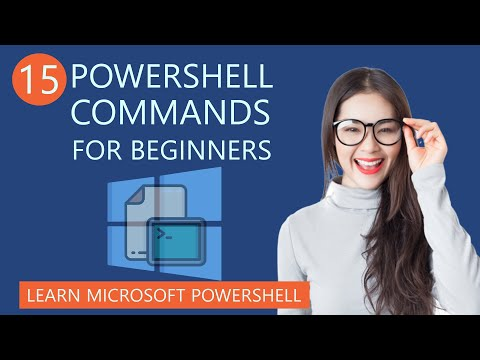 15 Useful PowerShell Commands for Beginners | Learn Microsoft ...