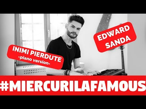 Edward Sanda – Inimi pierdute [Piano Version] Video