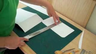 How To Make A Designer Handbag Pattern-zebra: The Flap #3