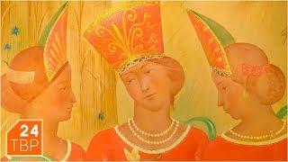Музей-заповедник показывает загорское искусство 40-80-х годов | Новости | ТВР24 | Сергиев Посад