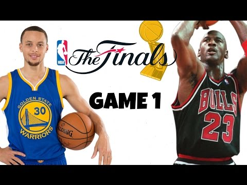 Download NBA 2K17: NBA Finals Simulation | '95-'96 Chicago Bulls vs. '16-'17 Golden State Warriors | Game 1 Mp4 HD Video and MP3