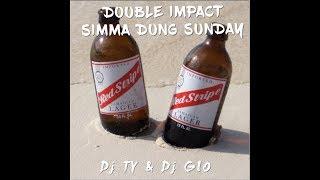 """DOUBLE IMPACT SIMMA DOWN SUNDAY MIX"" – DY TY & DJ GIO {7/30/17}"