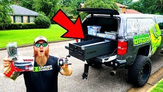 **BIG MONEY** Shopping In A Fishing Tackle TRUCK!!!