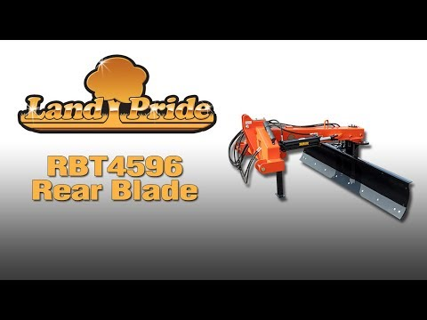 2019 Land Pride RBT4596 in Warren, Arkansas - Video 1