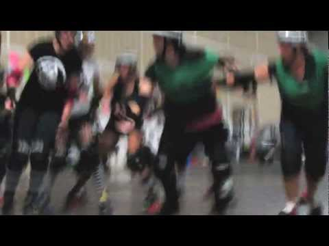 Fall For You by The Swamp Coolers featuring the AZ Roller Derby