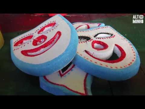 Carnaval já está a ser preparado em Arcos de Valdevez   Altominho TV