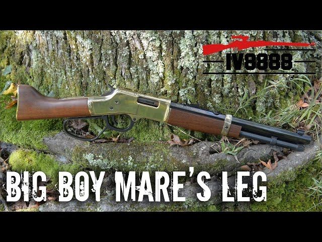 IraqVeteran8888 Reviews the Mare's Leg .44 Mag
