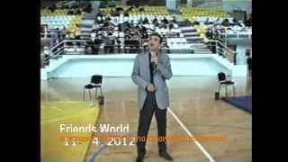 Vuqar Yusubov Imishli olimpiya kompleksi-Azerbaycan torpaginda2.mpg