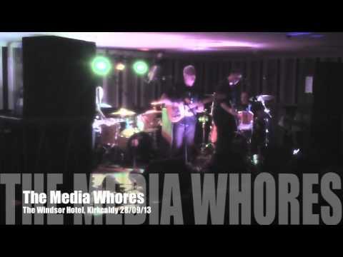 The Media Whores...vid 6 Do You Think I'm Lying? @ The Windsor Hotel, Kirkcaldy 28/09/13