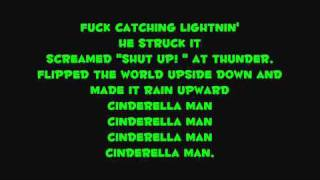 Eminem - Cinderella Man (Lyrics)