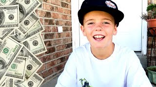 How To Make Money Mowing Lawns (As A Kid)