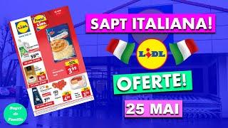 Ce merită cumpărat de la LIDL Săptămâna Italiană   Frunzărim broșuri   Buget de familie