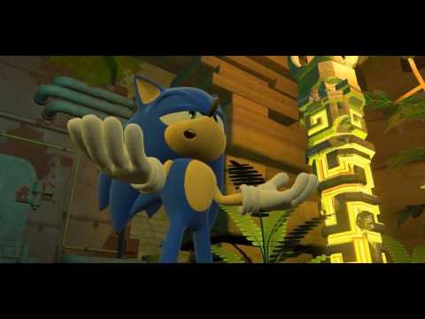 Sonic Forces : Sonic Forces   Infinite Cinematic Trailer New Villain