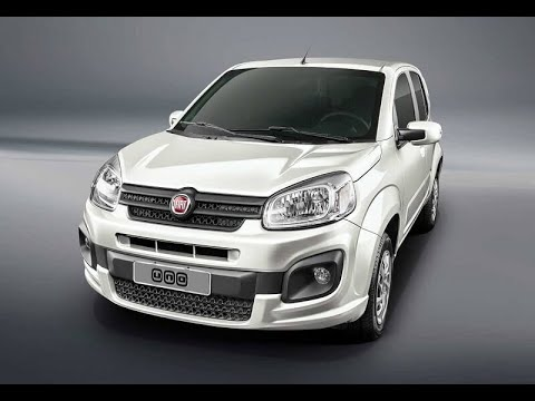 Novo Fiat Uno 2021: Vejam Todos os Detalhes! Preços, Ficha Técnica e Consumo...