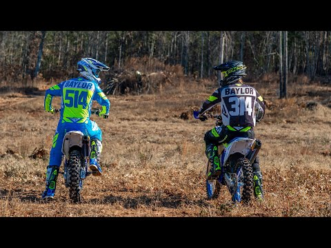 Steward and Grant Baylor rejoignent le team Sherco