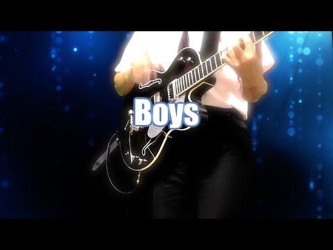 Boys - The Beatles karaoke cover