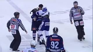 Martin Erat bitka vs Jelínek feat. Vlach, Malec, Lakatoš, Káňa  | Kometa vs. Liberec