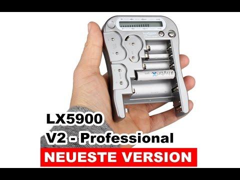 Review Kraftmax Batterietester LX5900 MW333