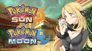 Araquanid  - (Pokémon) - Pokemon Sun and Moon: VS Cynthia - Battle Tree - Super Double - Araquanid