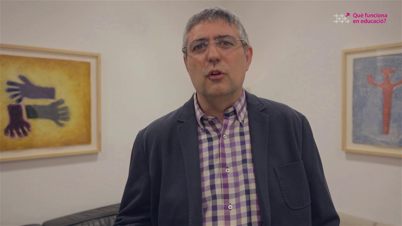 Josep Castillo: Lideratge educatiu