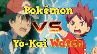 Similitudes entre Pokémon y Yo-kai Watch