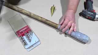 Инструмент для зимней рыбалки